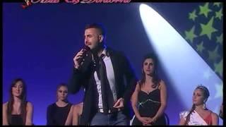 Rosario Miraggio alla finale di MIss e Dintorni by Franco Monna.