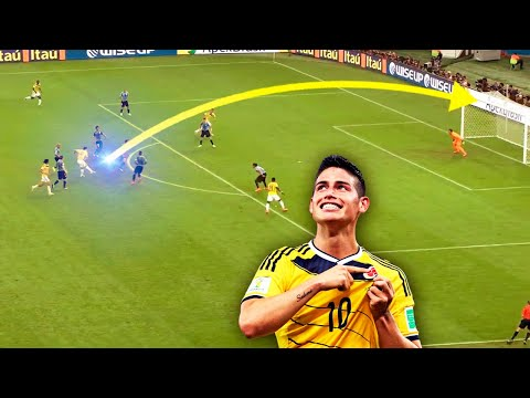 70 Incredible Volley Goals In Football