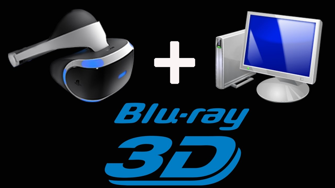 PSVR - How to Watch 3D Movies WITHOUT a PS4! (Tutorial)