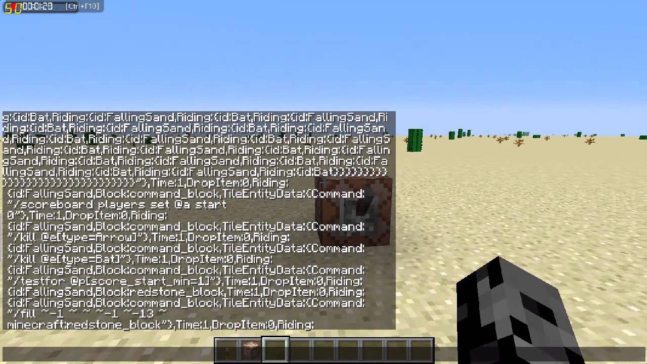 Minecraft Command Block Ganze Stadt Mit Ein Command YouTube - Minecraft haus bauen mit command block