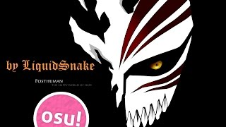 Osu play! Asian Kung-Fu Generation - After Dark ( Bleach OP7. Hollow Mix )
