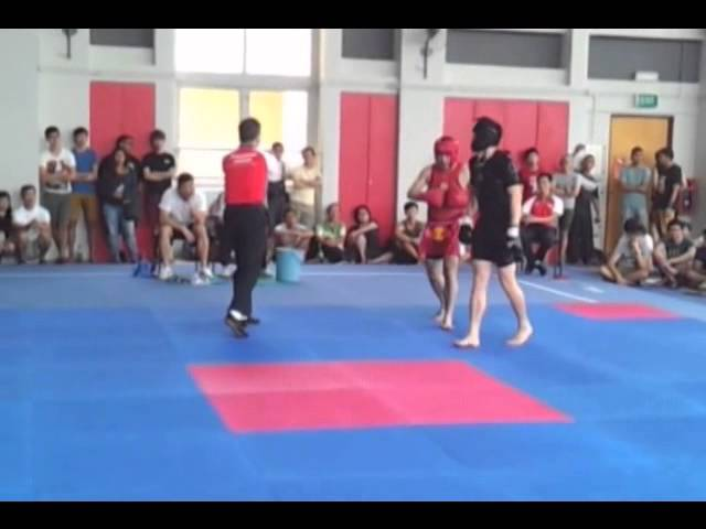 wing chun singapore sanshou tournament laval