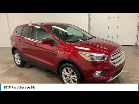2019 Ford Escape Nixa MO B47425