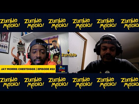 """JAY MORRIS CHESTDIGGS"" 