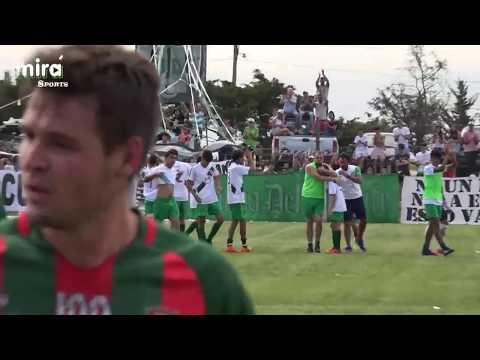 Empleados de Comercio vs Deportivo Sarmiento - Resumen (0-1) | Primera fase Playoffs Clausura LRF