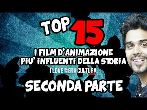 TOP 15: I FILM D'ANIMAZIONE PIÙ INFLUENTI DELLA STORIA - Parte 2 (di 3)