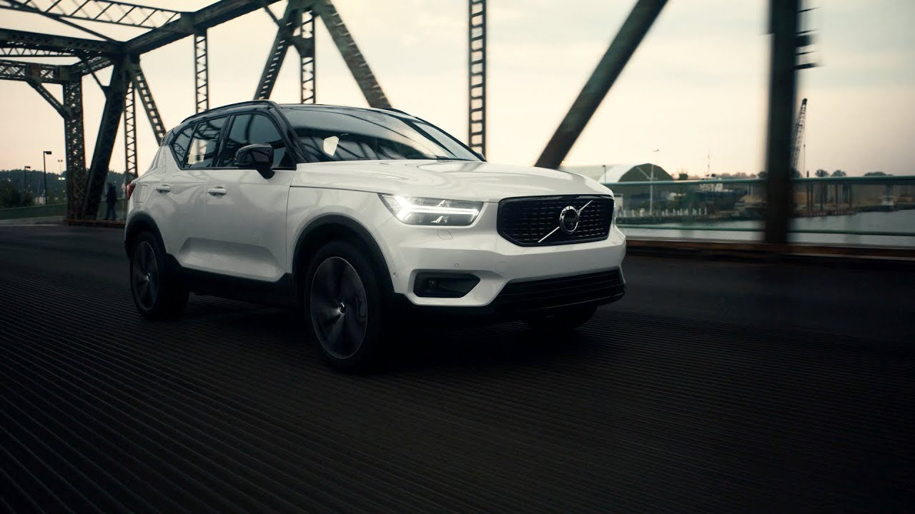 The New Volvo Xc40 With Care By Volvo Youtube