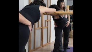 Pregnant Women [S1E3] Slow Motion Belly Rubbing 2018