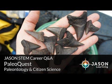 Founders of Paleo Quest: JASON STEM Q&A