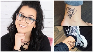 LET'S TALK! Why I Changed My Name + MY NEW TATTOO!