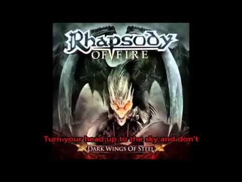 Rhapsody of Fire - Silver Lake of Tears Lyrics