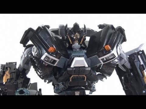 Video Review of the Transformers 3 Dark of the Moon (DOTM) ; Leader Class Ironhide