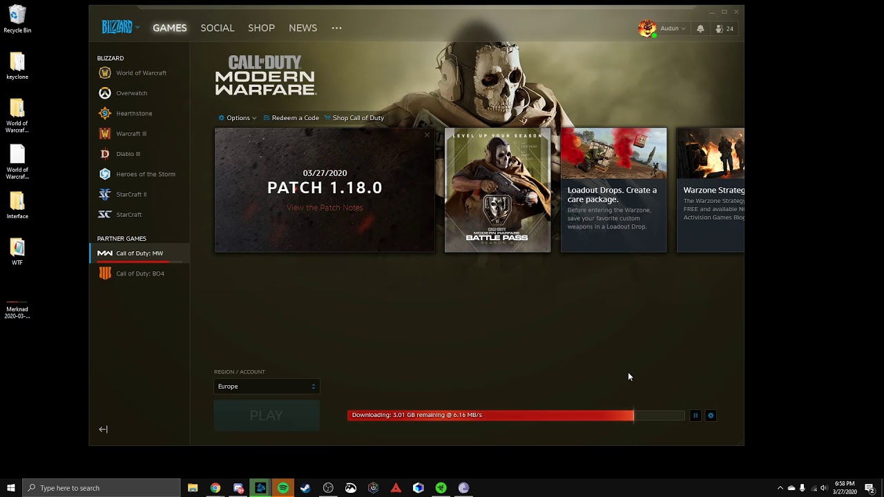Updating blizzard launcher stuck at 0 victor milan dating