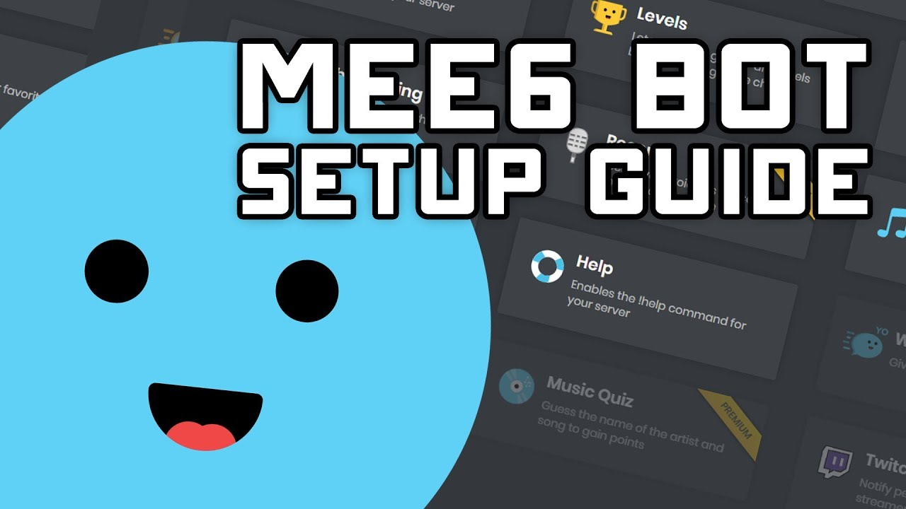 Mee6 Bot Complete Setup Guide - Automoderation to Music Bot Controls