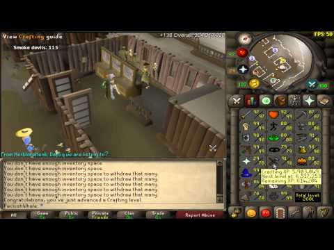 Single Player RuneScape – Vol 25