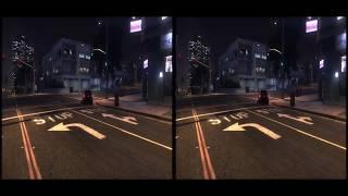VR 3D фильмы - Киборг убийца 3D