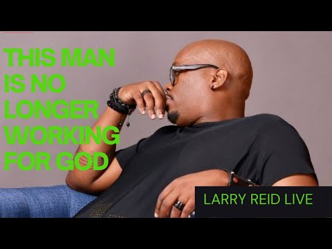 Minister/Prophet/Psychic Larry Reid Live   Hood Evangelist