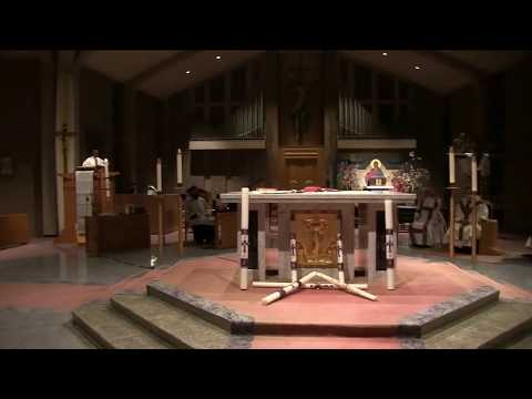 Easter Vigil At St. John Fisher