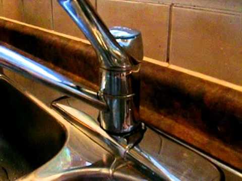Moen Kitchen Faucet Repair Tables Sets Leak - Youtube