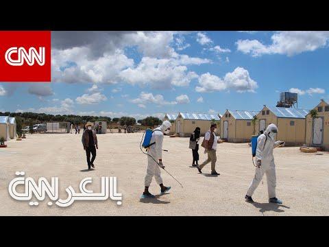 كورونا في إدلب يثير المخاوف في مخيمات النازحين  - 17:59-2020 / 7 / 13