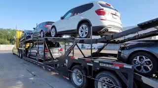 Забрал редкую модель Land Rover // Старый Форд снова не завелся //  Ураган разрушил город в LA