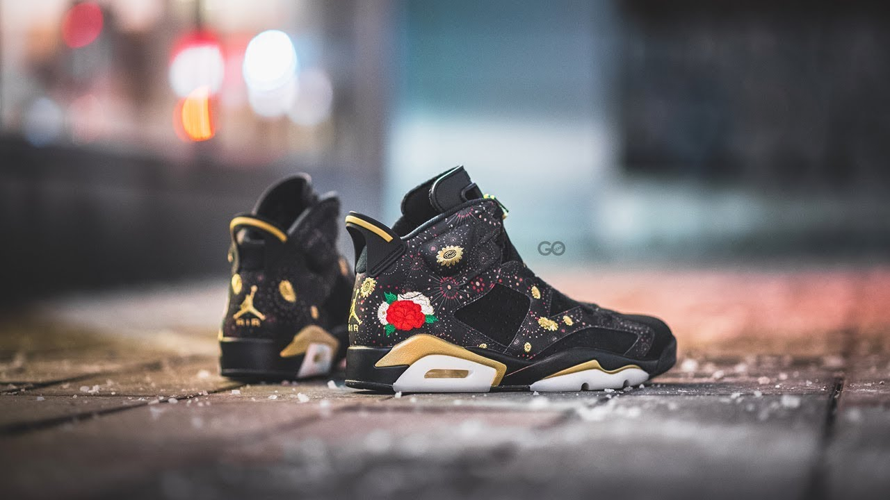 22cf4f24a68b Review   On-Feet  Air Jordan 6 Retro