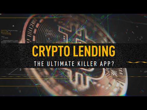 Crypto Lending: The Ultimate Killer App? | Cointelegraph Explains