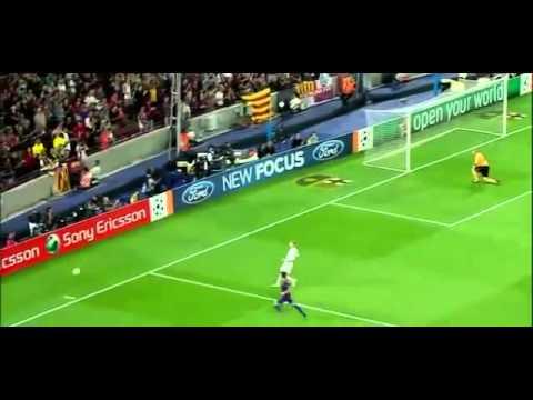 Барселона - Милан 2-2 _ Barcelona - Milan 2-2 ( 13.09.2011 ).flv