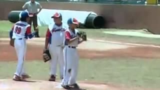 Video 1-3 2011 10U Willie Mays World Series - Titanes Dorado vs Astros Levittown