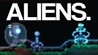 "Terraria 1.3 - Alien Invasion Event ""Martian Madness"" + Steam Integration.  Terraria 1.3 Update"