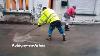 Orages : inondations dans le Pas-de-Calais