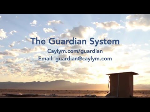 The Guardian System - Advanced Aerial Firefighting