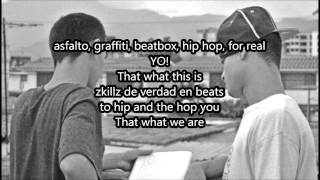 Canserbero Ft Lil Supa Y Rayone Zkills Letra