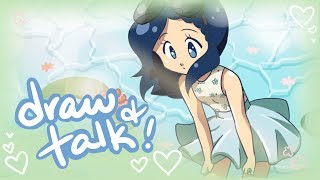 [may draws & talks] ✧ 1: funny/weird cashier stories