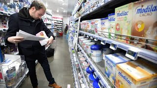 Salmonella scandal: Lactalis CEO says 83 countries affected