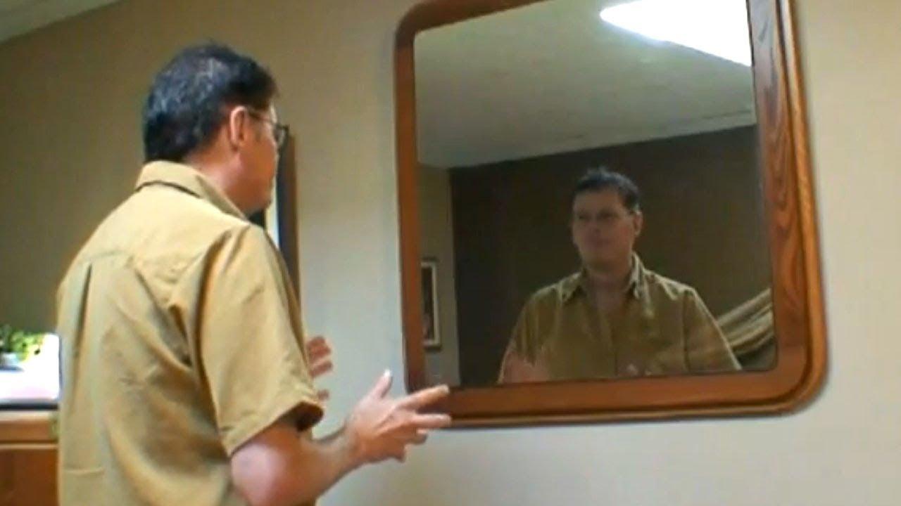 Magic Mirror Trick