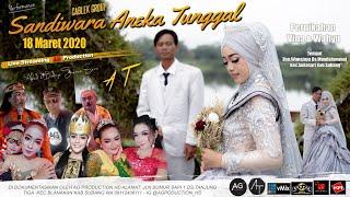 Live Sandiwara ANEKA TUNGGAL (Cablek Group) Di Wanajaya-Mandalawangi-Subang #MALAM