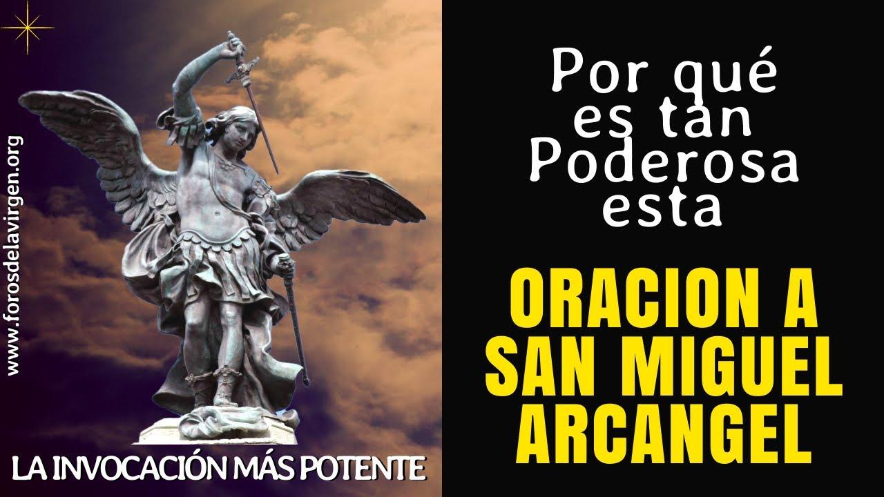 Download Por qué es tan Poderosa esta Oración a San Miguel Arcángel [la invocación más potente]