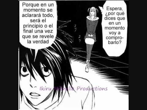 Death Note Confessions 23 (fanfic en español) - YouTube