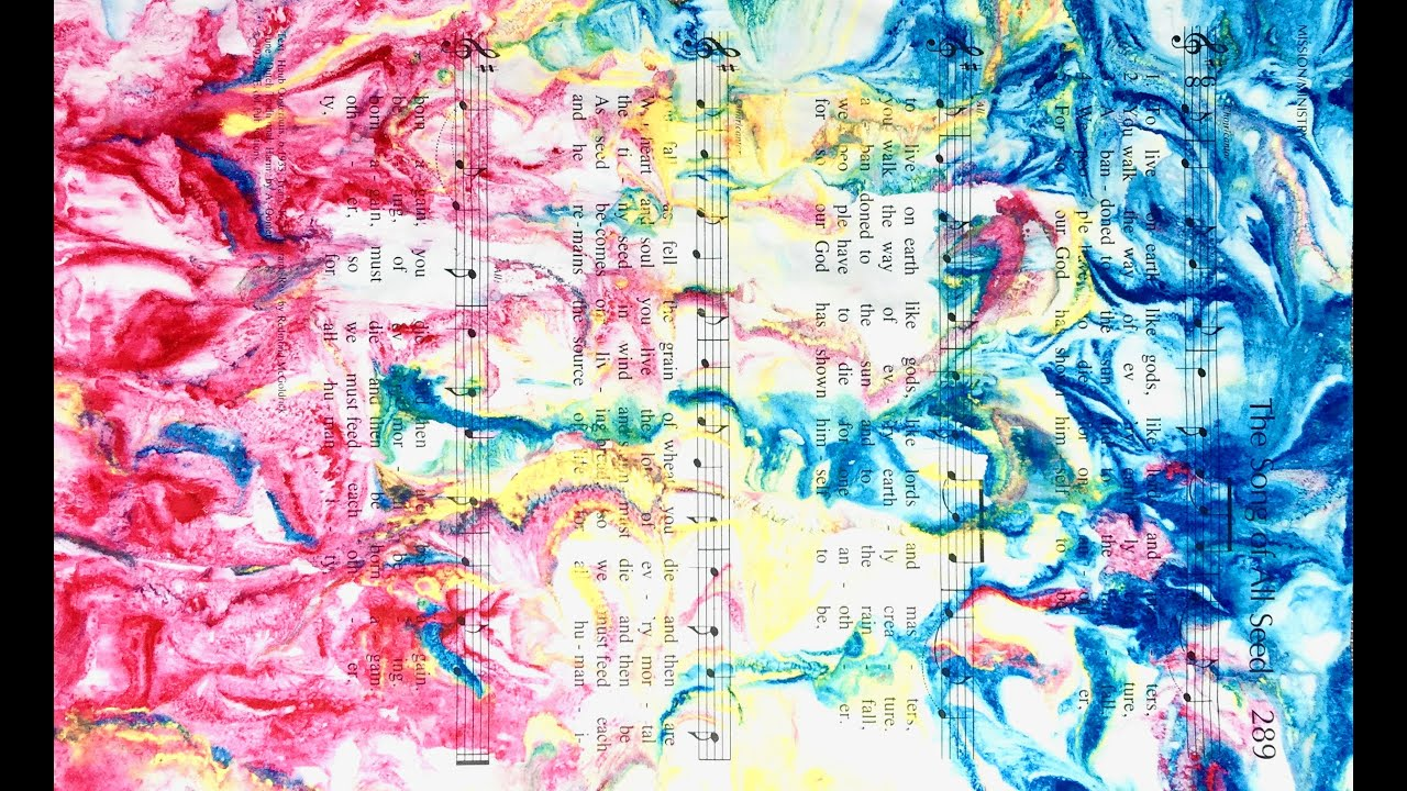 Marbled Prints Using Shaving Cream - YouTube