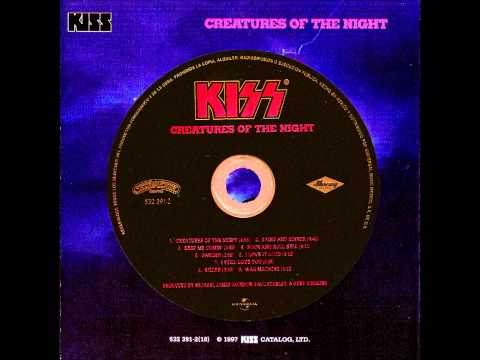 Kiss  I love it loud Remaster