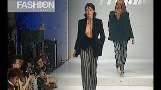 ERREUNO Fall 1993 Milan - Fashion Channel