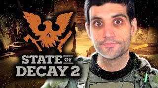 STATE OF DECAY 2 - Construindo e Explorando o Mundo Aberto, Gameplay EXCLUSIVO no PC em PT-BR