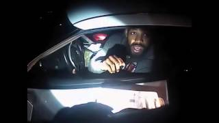 UFC Fighter Jon Jones Drag Racing Citation Full Police Body Cam Footage
