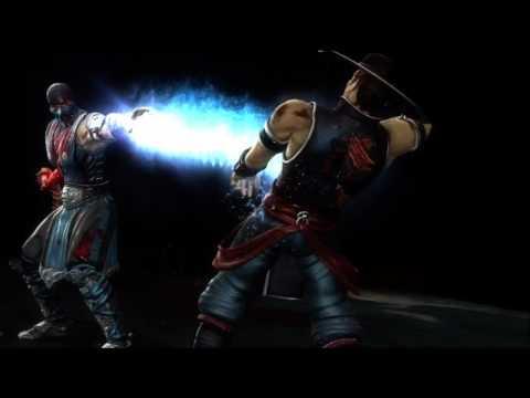 Mortal Kombat 9 - Sub-Zero