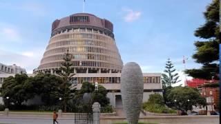 Визитные карточки Веллингтона (Новая Зеландия)(, 2014-08-16T23:44:45.000Z)