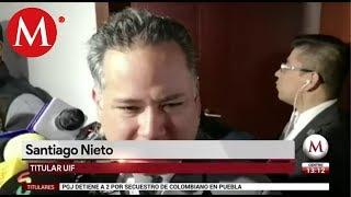 Alistan nueva denuncia contra Rosario Robles: Santiago Nieto