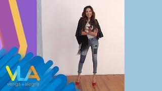 Michelle Ávila nos presenta lo más In de las prendas de lentejuela.