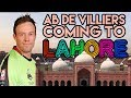 AB de Villiers coming to Pakistan | PSL Update | AB de Villiers will play in LAHORE