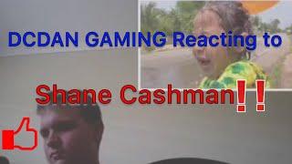 Shane Cashman songkran in small village in Thailand , Big water fight reaction